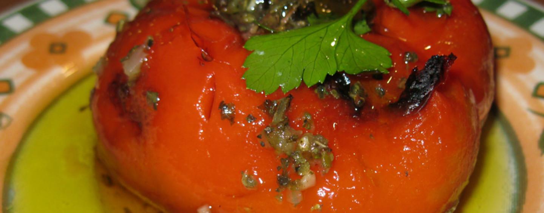 Маринованные перцы — фавориты семейного застолья. Рецепт в картинках.
