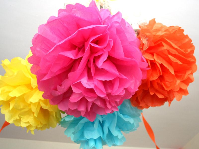 Детский праздник: как украсить комнату. 7 идей в картинках