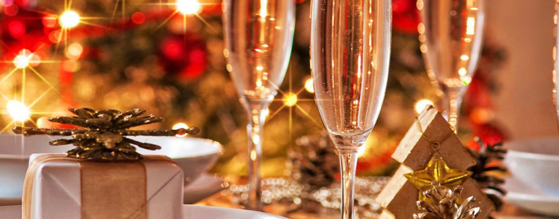 Украшение новогоднего стола: ода праздничным традициям поколений в картинках