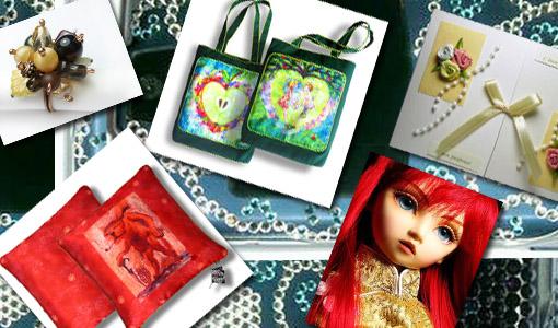 handmade, авторские подарки