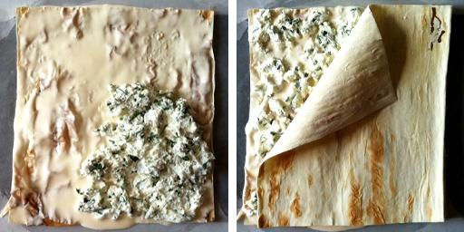 ачма из лаваша с сыром рецепт с фото в духовке