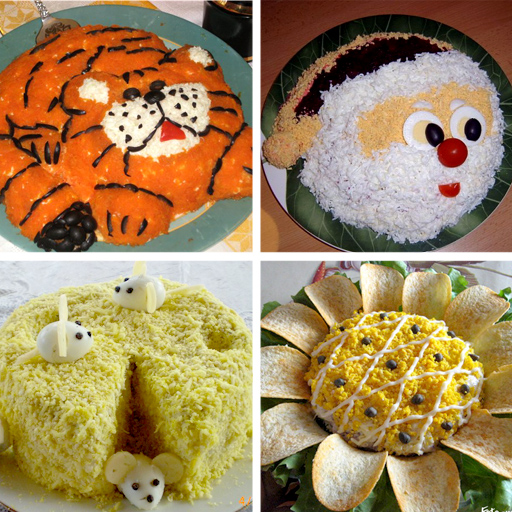 Украшения блюд на детский день рождения.(Фото) 21