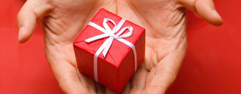 Как же мы любим подарки!