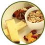 канапер рецепты с фото, сырная тарелка