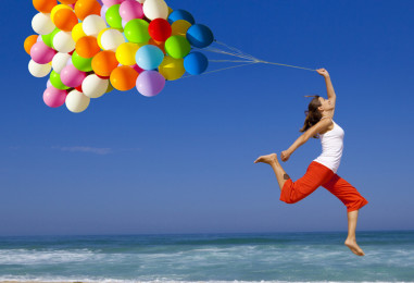 Конкурсы с шарами: 15 веселых воздушных идей
