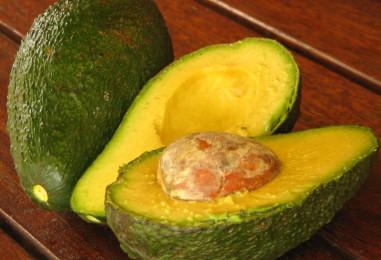 Простой и быстрый десерт из авокадо за 5 минут