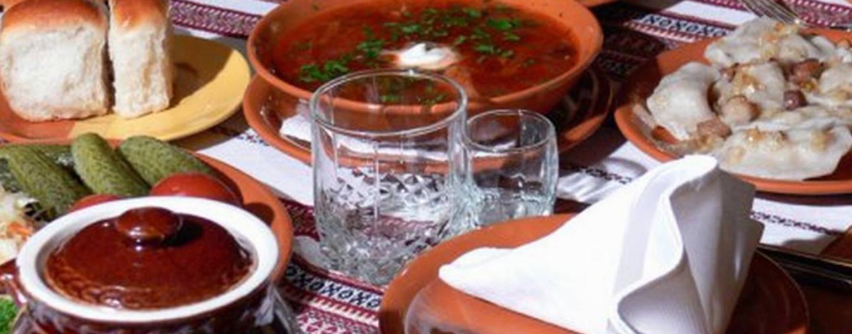 Лучшие рестораны с украинской кухней в Киеве