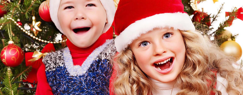 Новогодние конкурсы для детей: до 16 и старше… (20 идей для семейного нового года )