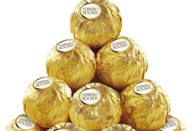 Елка из конфет: украшение-угощение