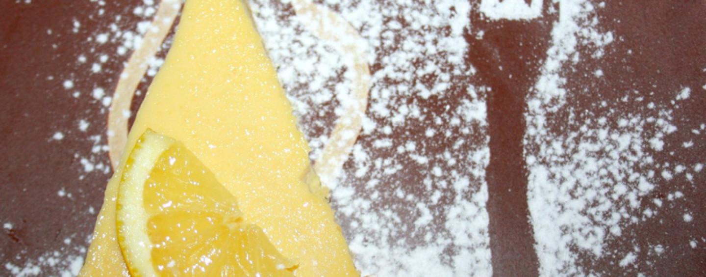 Пирог с лимонной начинкой (семейный рецепт с подробными фотографиями)