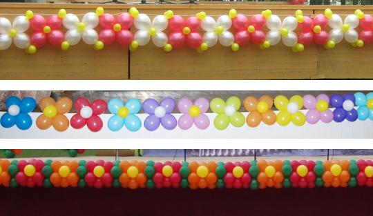 Как сделать фонтан из шаров своими руками пошаговая инструкция 1