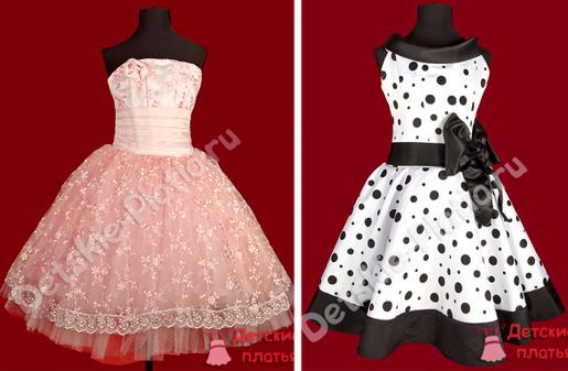 Смотреть платья на 11 лет