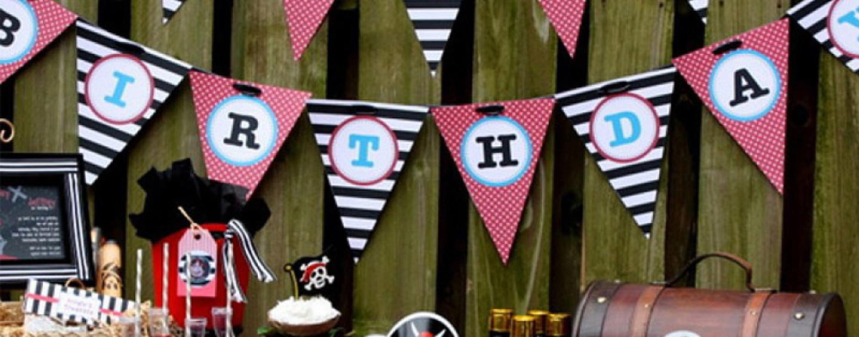 Пригласительный на пиратский день рождения: идеи для творческих мам