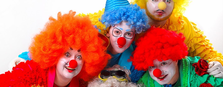 Как организовать детский праздник с клоунами?