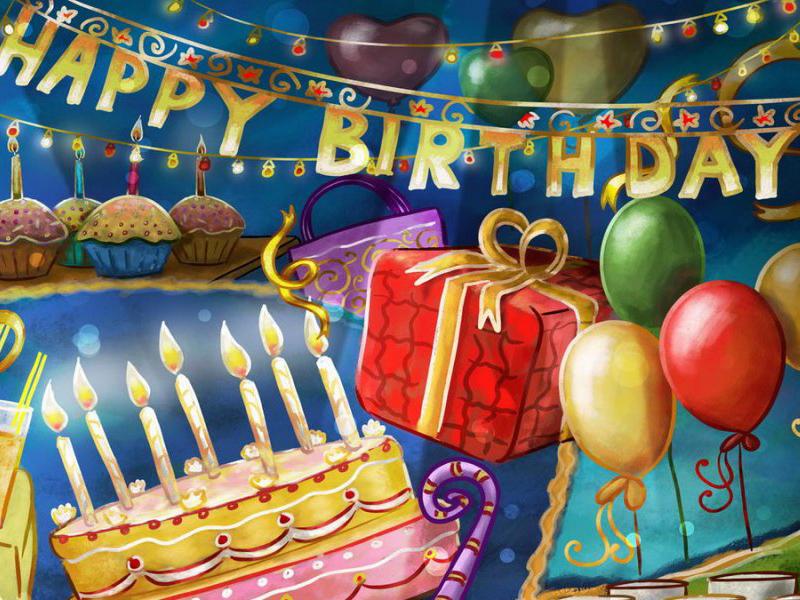 конкурсы на день рождения дома 12 лет: