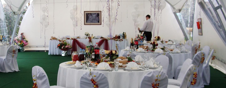 Свадебное шоу своими силами