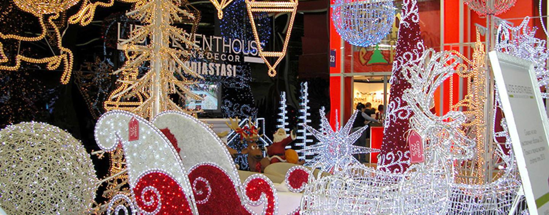 Лучшие идеи с выставки «Christmas Time 2013» для украшения офиса