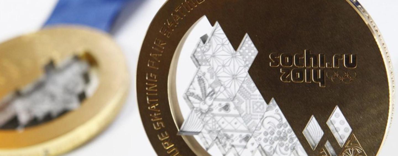 Новогодний корпоратив по-олимпийски — СОЧИ 2014 у праздничной елки