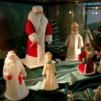 музей старинных новогодних игрушек