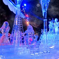 ледяные фигуры