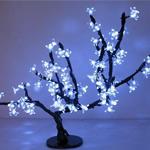 световое дерево для оформления офиса