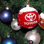 шары с символикой компании