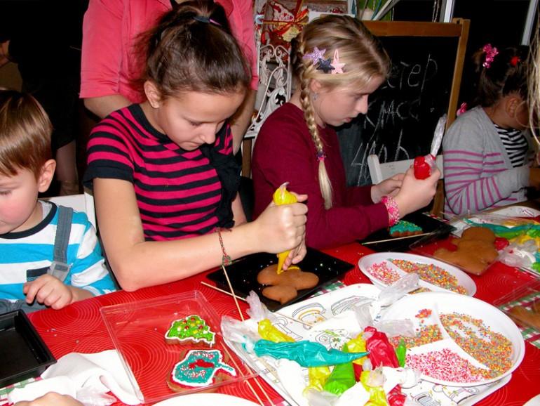 украшение пряников детский мастер-класс