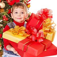 фото с подарками