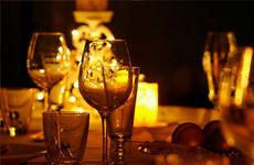 ужин для влюбленных в необычном месте