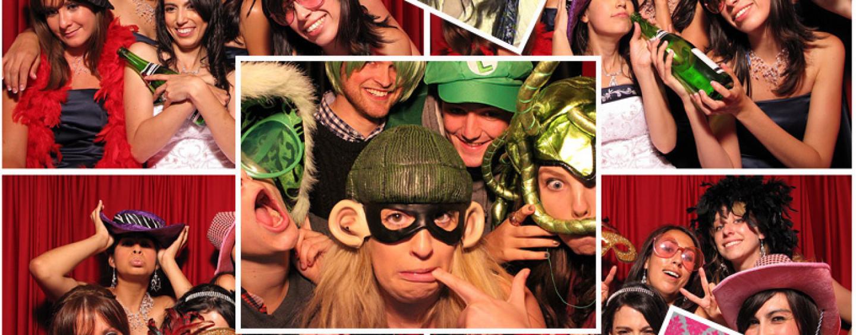 Фотобудка на вечеринке: сотни кадров с хорошим настроением