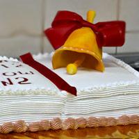 заказ торта на выпускной в школе