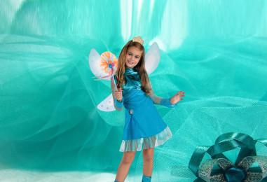 Веселая программа к 8 марта для 1-4 классов: «Цветочные Принцессы»