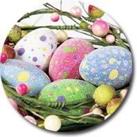 художественная роспись яиц