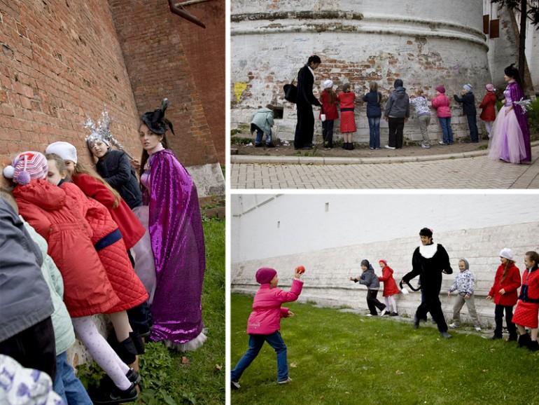экскурсия для детского праздника