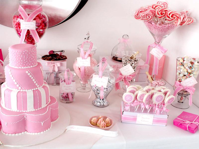 Как оформить candy bar или Игра без правил на сладком столе