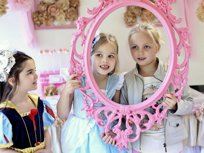 Квест для Принцесс: день рождения девочки 7-9 лет (готовая программа)