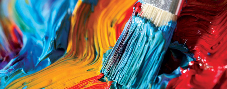 Живописный тимбилдинг или Корпоративная картина маслом