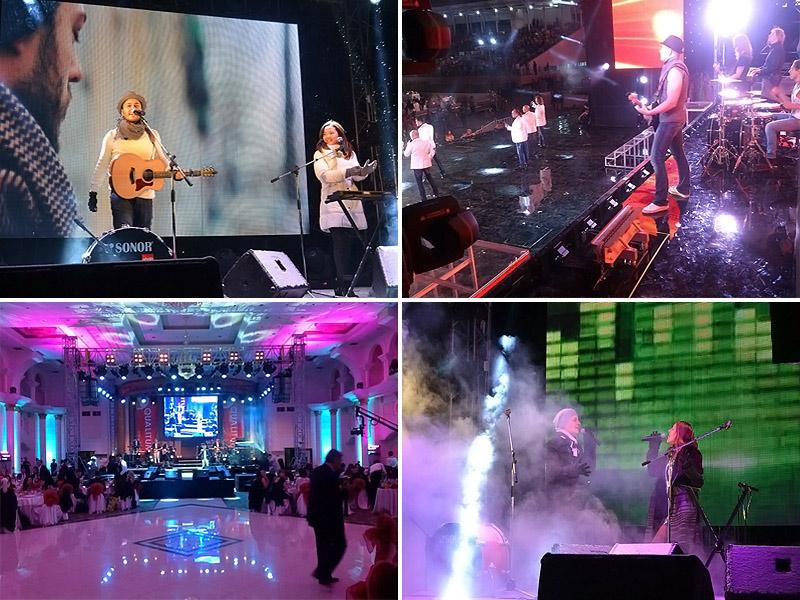 концерты и городские мероприятия