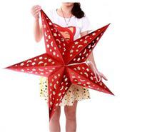 размер звезды из бумаги