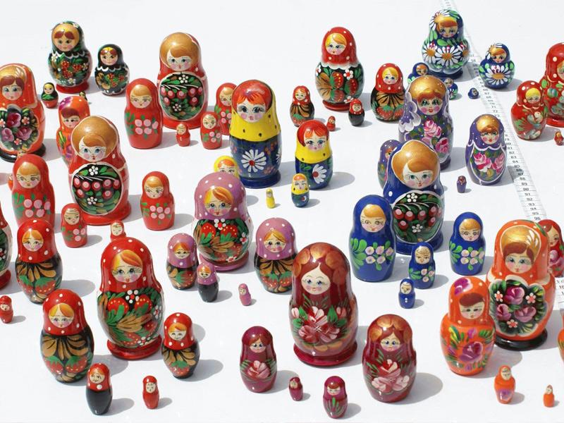 Мастер-классы в русском стиле: варианты для детского и взрослого праздника