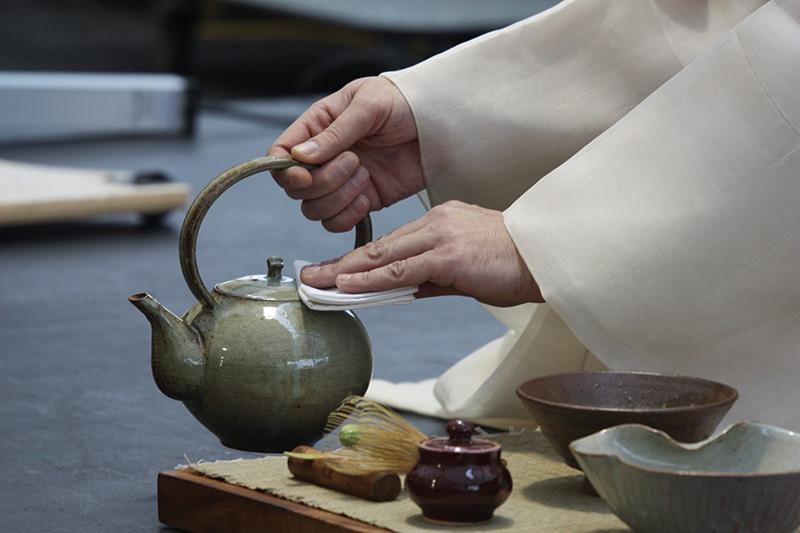 мастер-класс по завариванию чая на корпоративе
