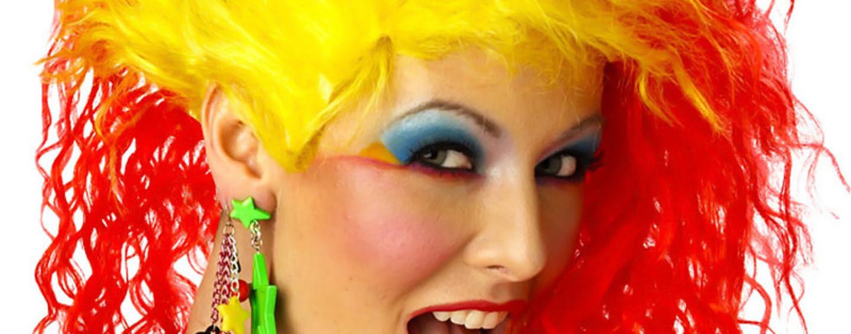Разноцветные парики и другие аксессуары: 4 идеи для яркого праздника