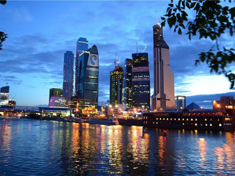 Экскурсия для школьников: будущее из окна небоскреба комплекса «Москва-Сити»