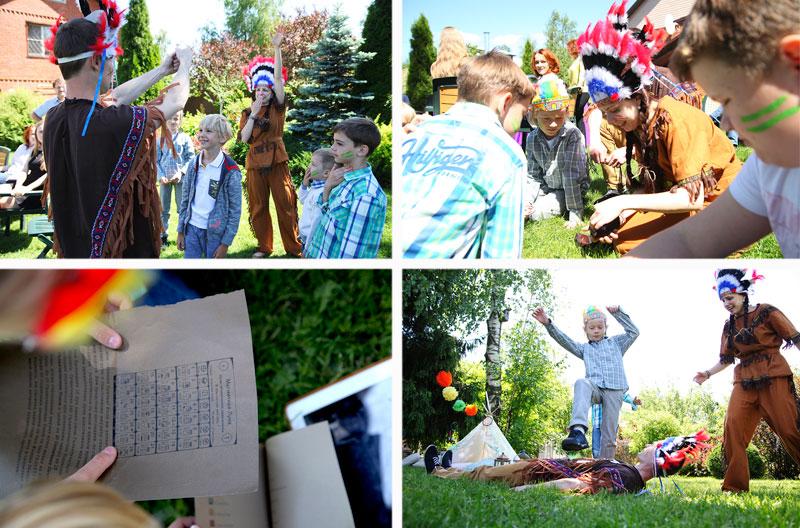 игра-квест в реальности для детей