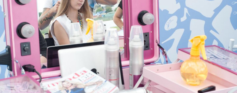 Красота в подарок: выезд в офис 5 мастеров по прическам и макияжу!