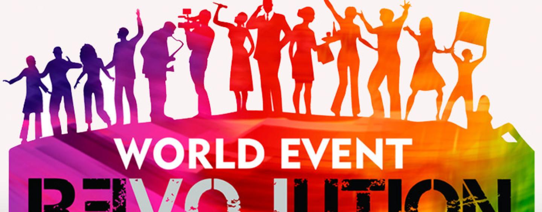 WORLD EVENT REVOLUTION: очередная мировая революция в ивенте!