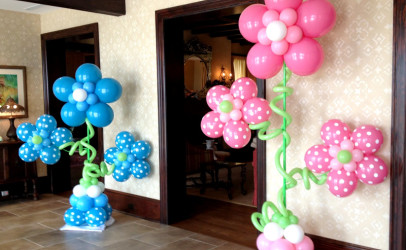 Оформление шарами: цены с картинками и описанием
