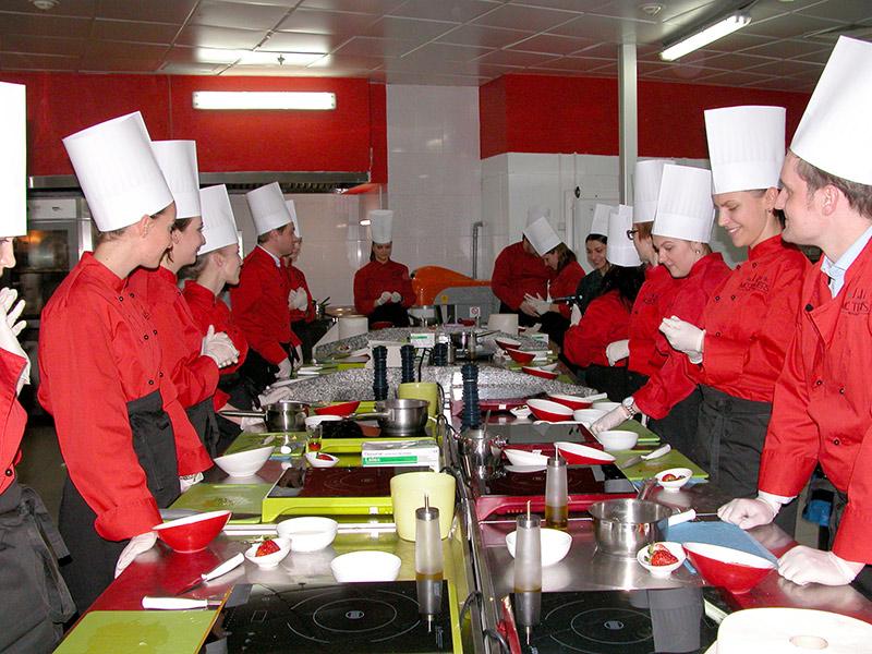 Как я участвовала в кулинарном мастер-классе: впечатления и фоторепортаж