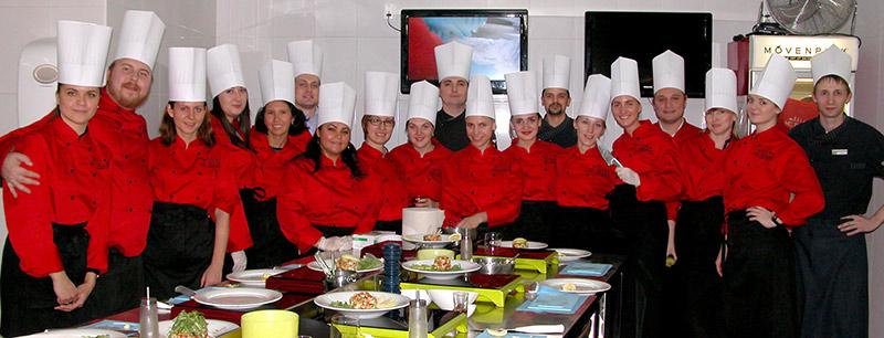 заказать проведение кулинарного мастер-класса