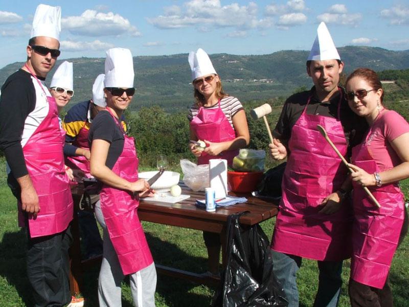 Кулинарный тимбилдинг: лето в стиле «гриль»